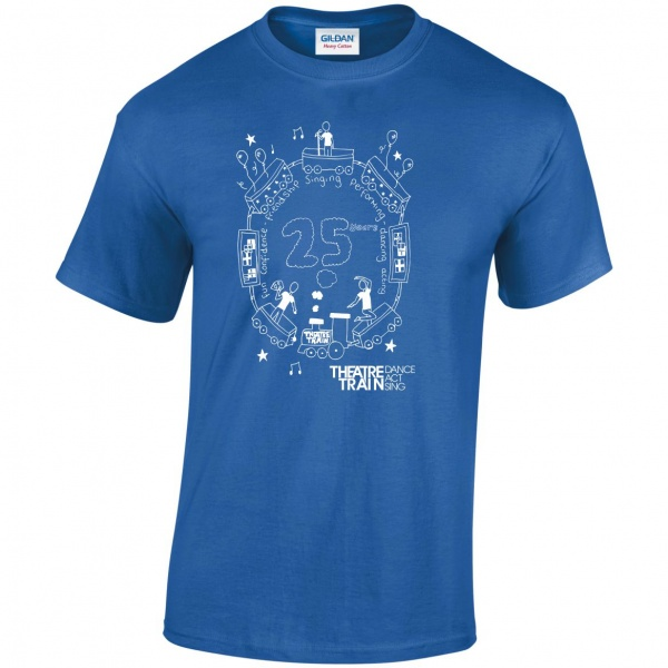 25yr Anniversary Royal Adult's T-Shirt
