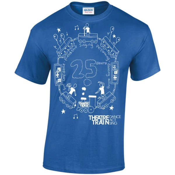 _25th Anniversary Royal Children's T Shirt