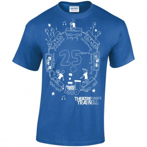 25th Anniversary Royal Children's T Shirt