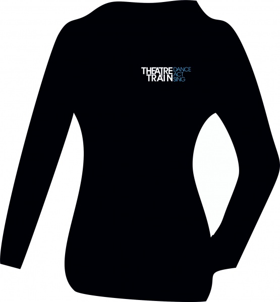 Theatretrain Girlie Long-line Hoody